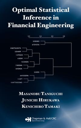 Optimal Statistical Inference in Financial Engineering: 1st Edition (e-Book) book cover