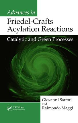 Catalytic heterogeneous acylations
