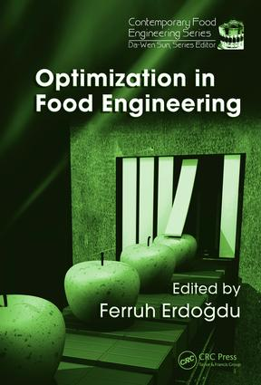 Optimization in Food Engineering: 1st Edition (e-Book) book cover