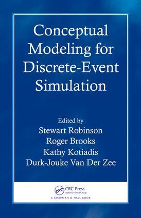 Conceptual Modeling for Discrete-Event Simulation: 1st Edition (e-Book) book cover