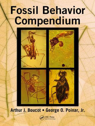 Fossil Behavior Compendium: 1st Edition (e-Book) book cover