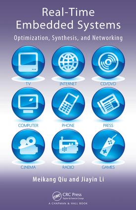 Real-Time Embedded Systems: Optimization, Synthesis, and Networking, 1st Edition (e-Book) book cover