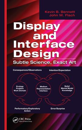 Display and Interface Design: Subtle Science, Exact Art, 1st Edition (e-Book) book cover