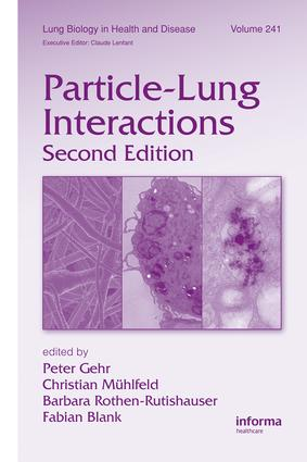 Particle-Lung Interactions: 2nd Edition (e-Book) book cover