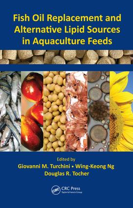 Fish Oil Replacement in Starter, Grow-Out ,and Finishing Feeds for Farmed Aquatic Animals
