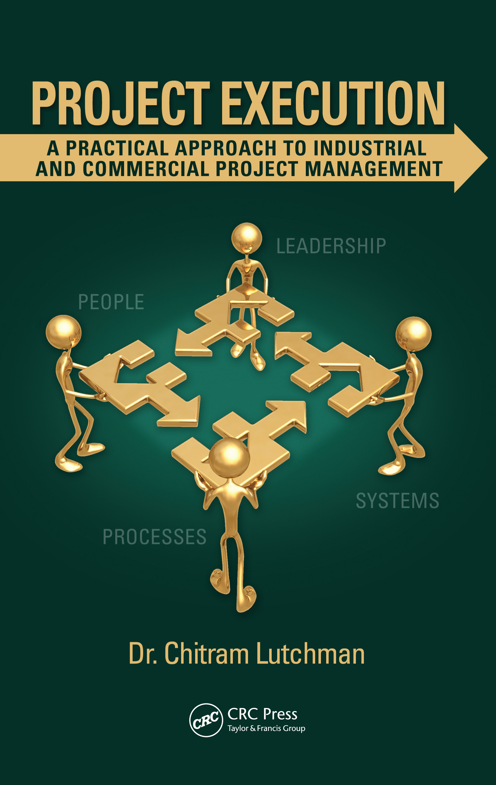 Project Execution: A Practical Approach to Industrial and Commercial Project Management, 1st Edition (e-Book) book cover