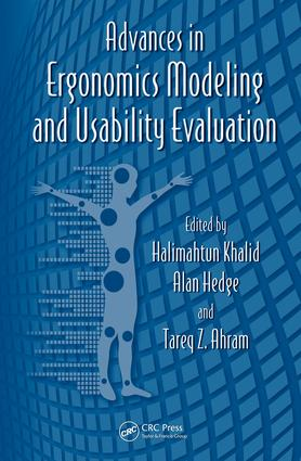 Advances in Ergonomics Modeling and Usability Evaluation: 1st Edition (e-Book) book cover
