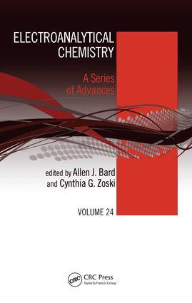 Electroanalytical Chemistry: A Series of Advances: Volume 24, 1st Edition (e-Book) book cover