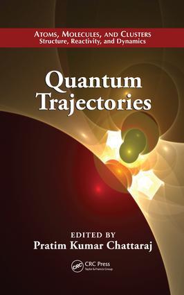 Quantum Trajectories: 1st Edition (e-Book) book cover