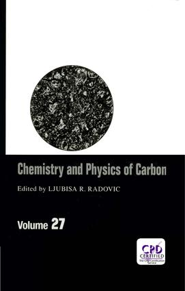 H NMR SPECTROSCOPY OF ADSORBED MOLECULES AND FREE SURFACE ENERGY OF CARBON ADSORBENTS