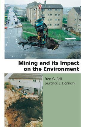 Mine effluents and acid mine drainage
