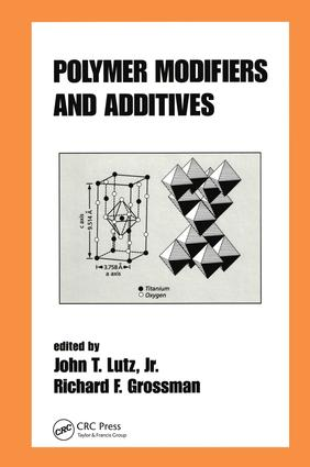 Polymer Modifiers and Additives: 1st Edition (e-Book) book cover