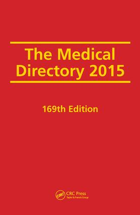 The Medical Directory 2015