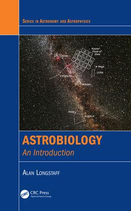 Astrobiology: An Introduction, 1st Edition (e-Book) book cover