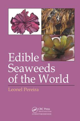 Edible Seaweeds Listed by Geographic Region