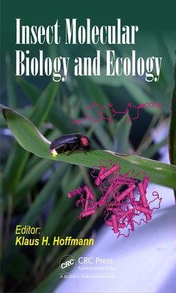 Insect Molecular Biology and Ecology: 1st Edition (e-Book) book cover