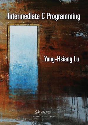 Intermediate C Programming: 1st Edition (e-Book) book cover