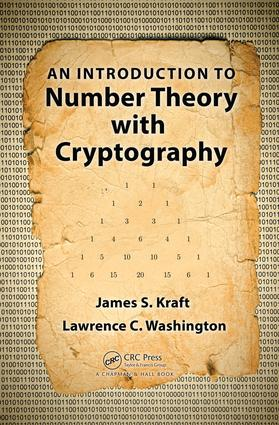 An Introduction to Number Theory with Cryptography: 1st Edition (e-Book) book cover