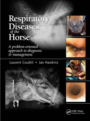 Respiratory Diseases of the Horse: A Problem-Oriented Approach to Diagnosis and Management, 1st Edition (e-Book) book cover