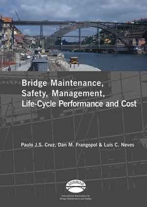 The Öland bridge – a case study for probability-based service life assessment