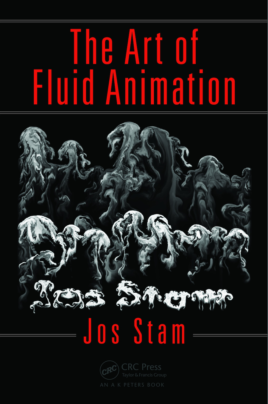 The Art of Fluid Animation book cover
