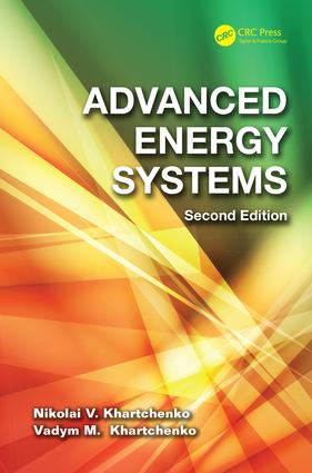 Advanced Energy Systems: 2nd Edition (e-Book) book cover