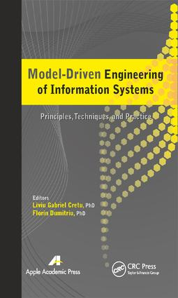 Model-Driven Engineering of Information Systems: Principles, Techniques, and Practice, 1st Edition (e-Book) book cover