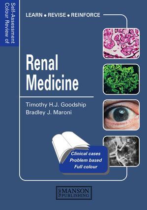Renal Medicine: 1st Edition (e-Book) book cover
