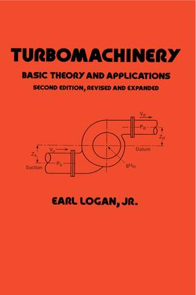 Turbomachinery: Basic Theory and Applications, Second Edition, 2nd Edition (Hardback) book cover