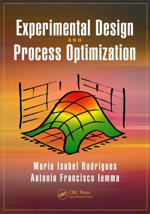 Experimental Design and Process Optimization: 1st Edition (e-Book) book cover