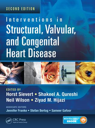 Interventions in Structural, Valvular and Congenital Heart Disease: 2nd Edition (e-Book) book cover