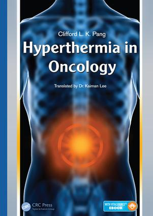 Hyperthermia in Oncology: 1st Edition (e-Book) book cover
