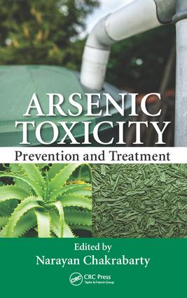 Arsenic Toxicity: Prevention and Treatment, 1st Edition (e-Book) book cover