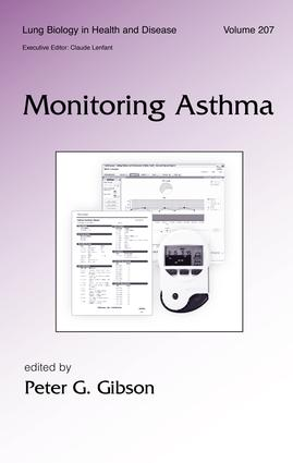 Monitoring Asthma book cover