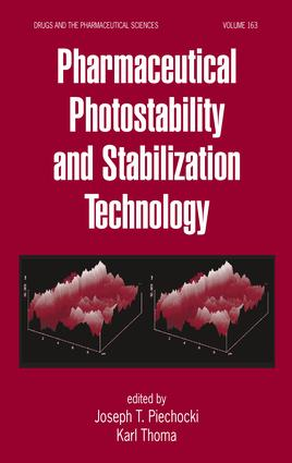 Photostabilization of Solid and Semisolid Dosage Forms