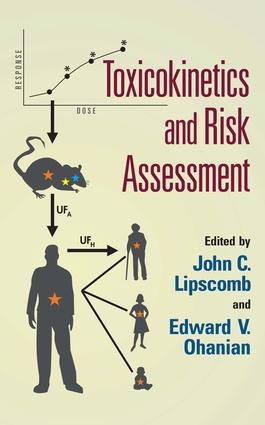 Toxicokinetics and Risk Assessment: 1st Edition (e-Book) book cover