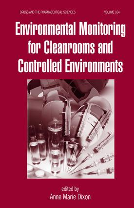 Environmental Monitoring for Cleanrooms and Controlled Environments: 1st Edition (e-Book) book cover