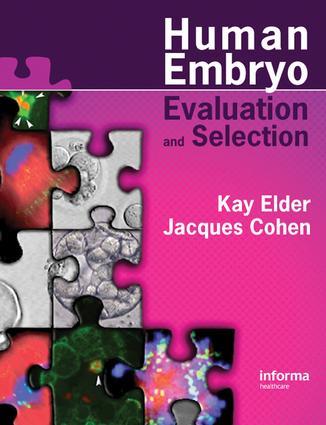Human Preimplantation Embryo Selection: 1st Edition (e-Book) book cover