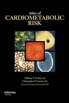 Atlas of Cardiometabolic Risk: 1st Edition (Hardback) book cover