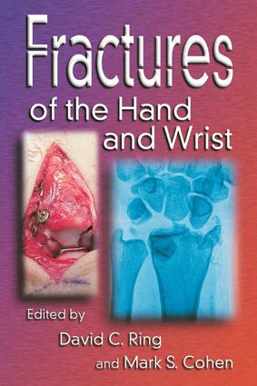 Fractures of the Hand and Wrist