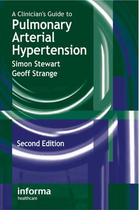 A Clinician's Guide to Pulmonary Arterial Hypertension