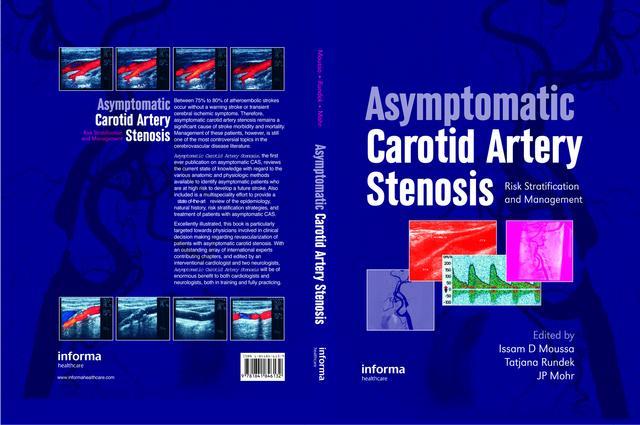 Epidemiology and natural history of asymptomatic carotid artery stenosis