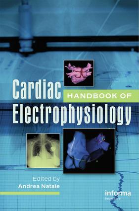 Handbook of Cardiac Electrophysiology: 1st Edition (e-Book) book cover