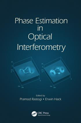 Phase Estimation in Optical Interferometry: 1st Edition (e-Book) book cover