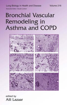 Bronchial Vascular Remodeling in Asthma and COPD: 1st Edition (e-Book) book cover