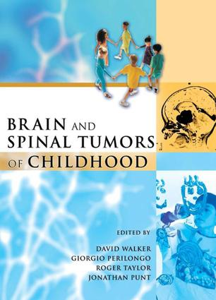 Brain and Spinal Tumors of Childhood: 1st Edition (e-Book) book cover