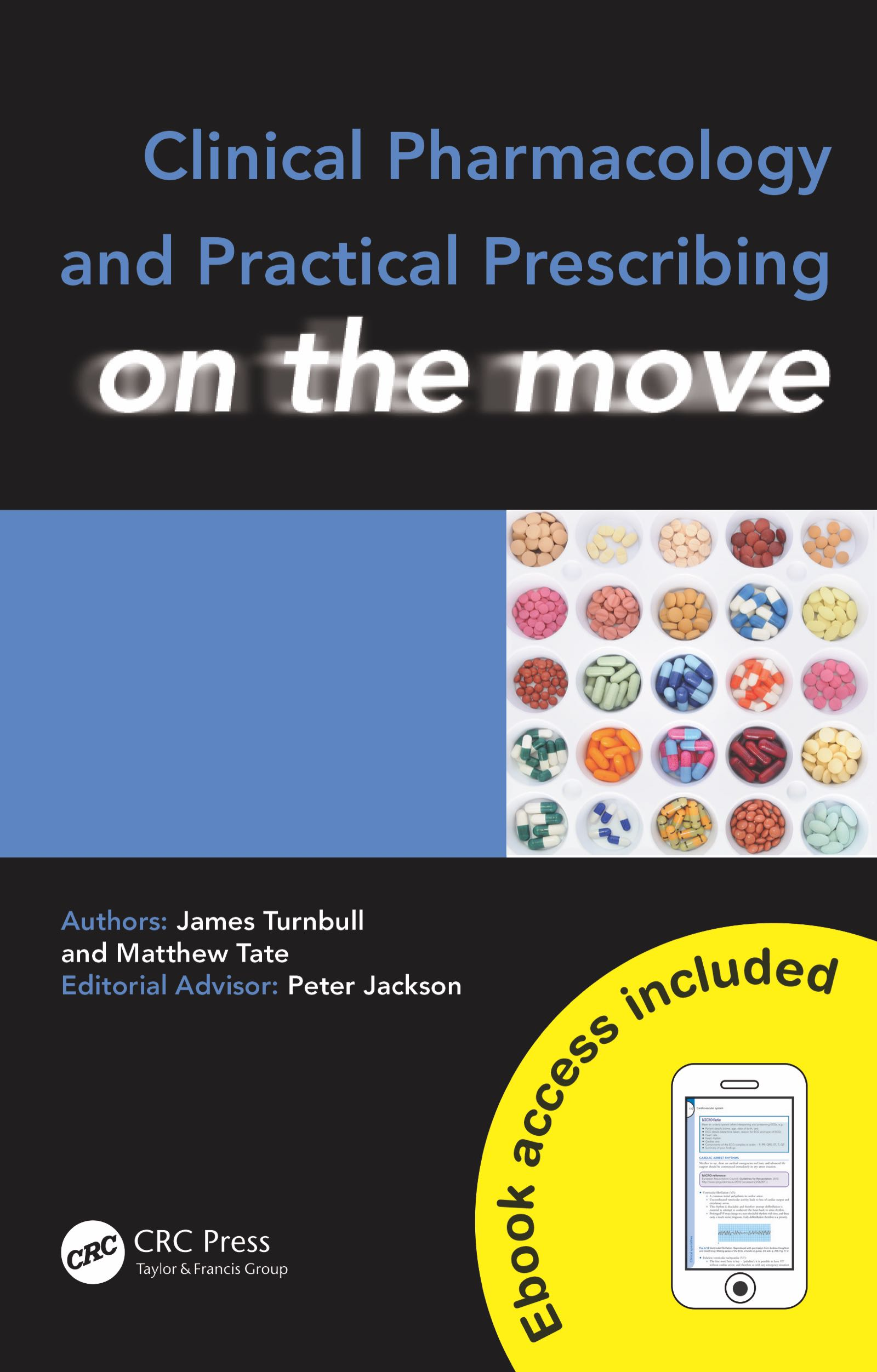 Clinical Pharmacology and Practical Prescribing on the Move: 1st Edition (e-Book) book cover
