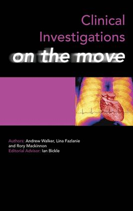 Clinical Investigations on the Move: 1st Edition (e-Book) book cover