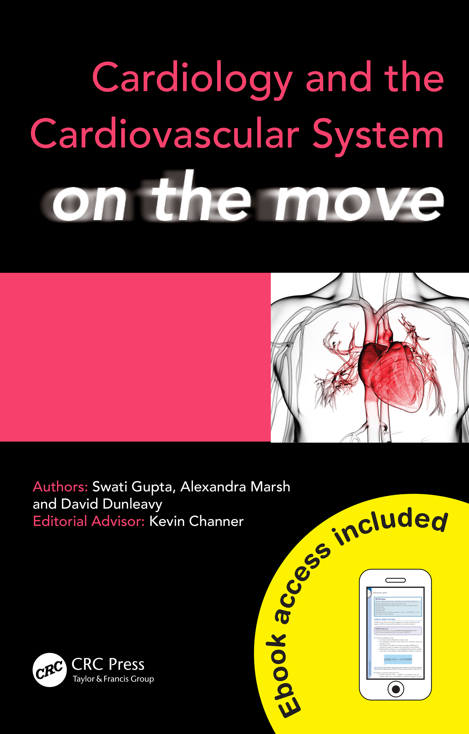 Cardiology and Cardiovascular System on the Move: 1st Edition (e-Book) book cover