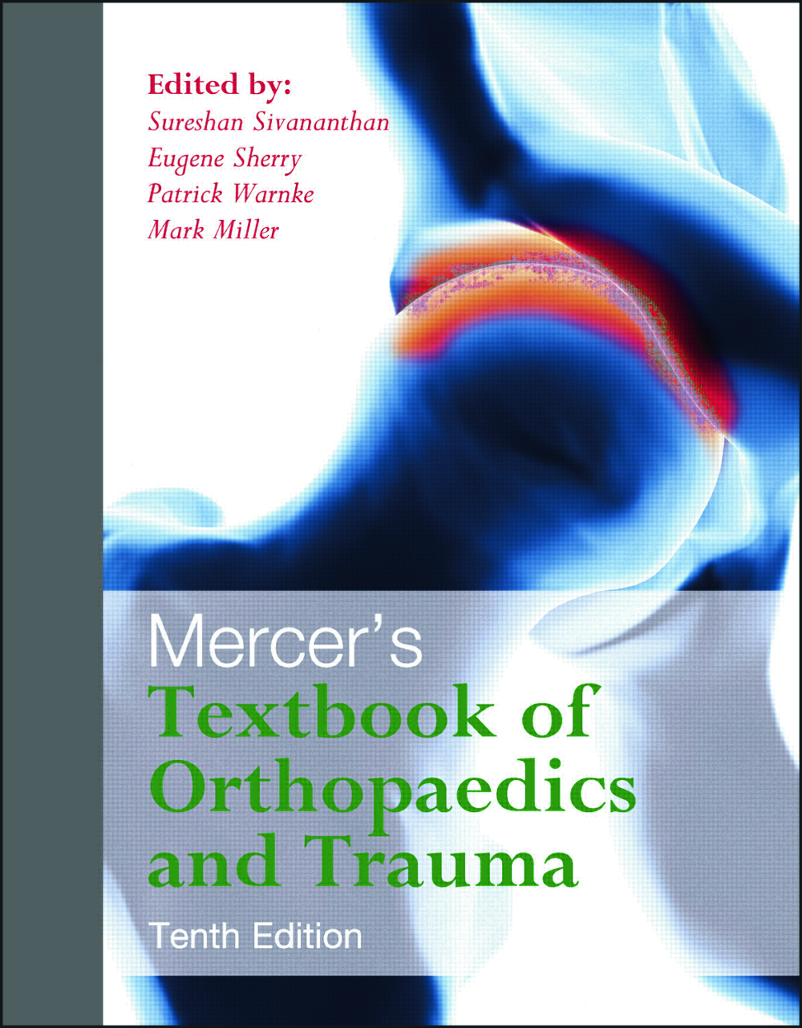 Mercer's Textbook of Orthopaedics and Trauma Tenth edition: 10th Edition (e-Book) book cover